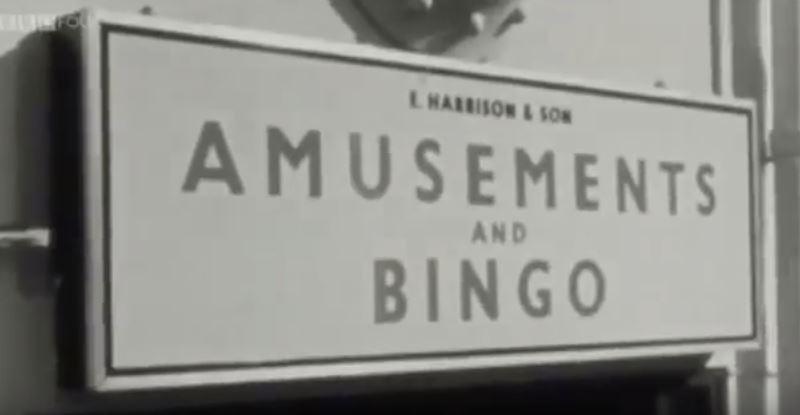 Bingon historia - bild.